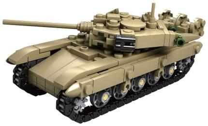 Конструктор Bondibon, Военный Десант, Танк, 296 дет., BOX