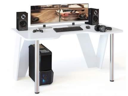 Игровой компьютерный стол Сокол КСТ-116 Белый