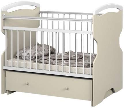 Кровать детская Атон-Мебель Elsa слоновая кость