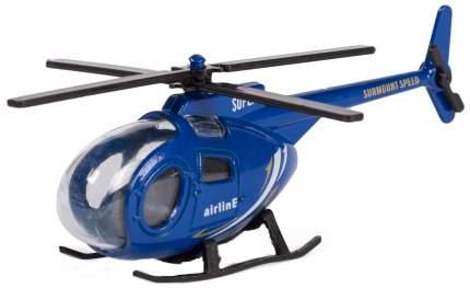 Металлический вертолет Наша игрушка