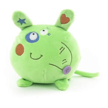 """Мягкая игрушка """"Мышка зеленая"""", 10 см"""
