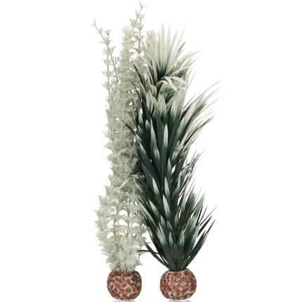 Искусственное растение для аквариума biOrb Амбулия серая/зеленая, набор, средний, 29см