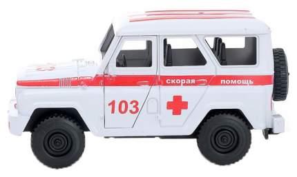 Машина автоград инерционная  скорая помощь, №sl-02761f