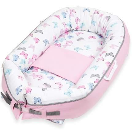 Кокон-гнездышко для новорожденных loombee Дерби BN-0030
