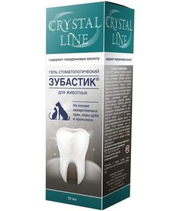 Гель Апи-Сан Crystal Line Зубастик стоматологический для собак и кошек 30 мл