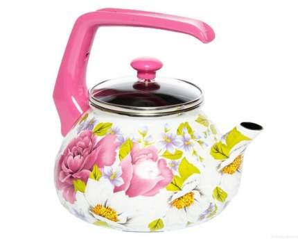 Чайник для плиты INTEROS 2,2 л Пион