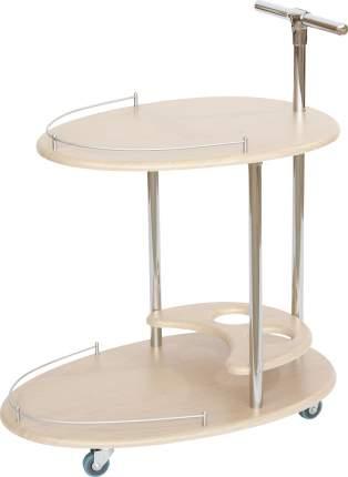 Стол сервировочный Фуршет дуб белёный 585