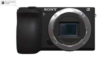 Фотоаппарат цифровой компактный Sony ILCE-6100/B