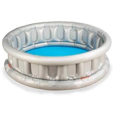 51080 бассейн надувной круглый космический корбаль, 152х43 см, 512 л