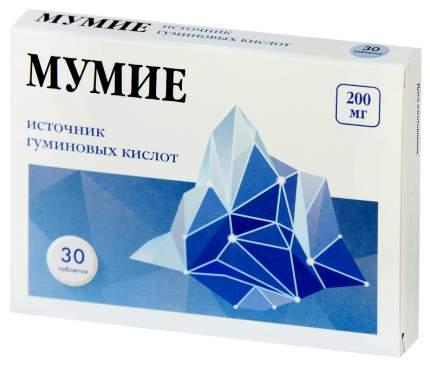 Мумие PL таблетки 200 мг 30 шт.