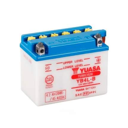 Аккумуляторная Батарея Yumicron Battery [12v 4,2ah 45a] YUASA