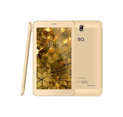 Планшет BQ Charm BQ-7081G Gold