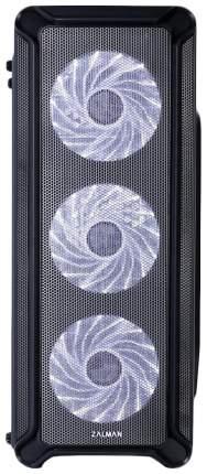 Компьютерный корпус Zalman i3 без БП black/transparent
