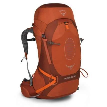 Туристический рюкзак Osprey Atmos AG 50 л красный