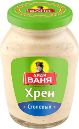Хрен Дядя Ваня столовый 140 г