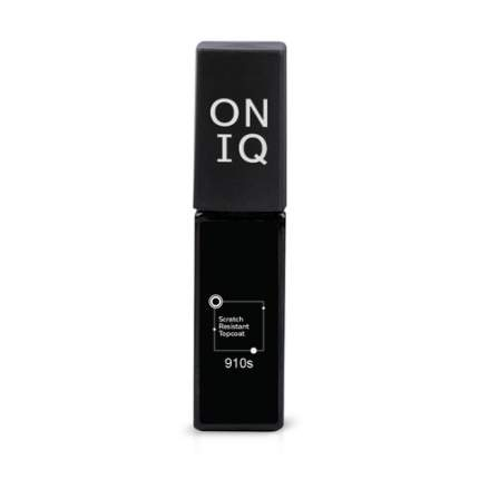 Финишное покрытие Oniq Scratch Resistant Topcoat без липкого слоя 6 мл