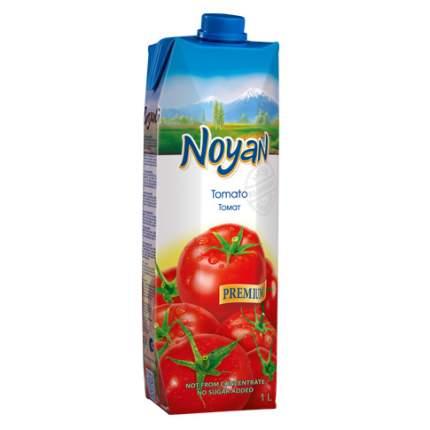 Томатный сок Noyan premium прямого отжима с солью 1 л