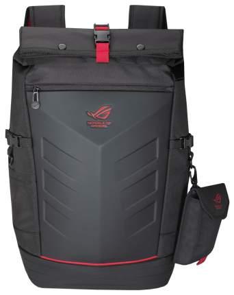 """Сумка для ноутбука Asus Ranger Backpack для 17"""" черная 90XB0310-BBP010"""