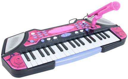 Детский синтезатор Zhorya ZYB-B2291-1 с микрофоном 37 клавиш