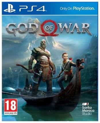 Игра God of War Limited Edition для PlayStation 4