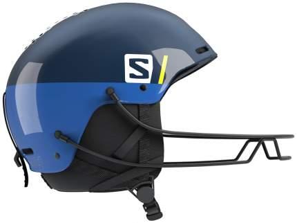 Горнолыжный шлем мужской Salomon S Race SL 2019, голубой, L