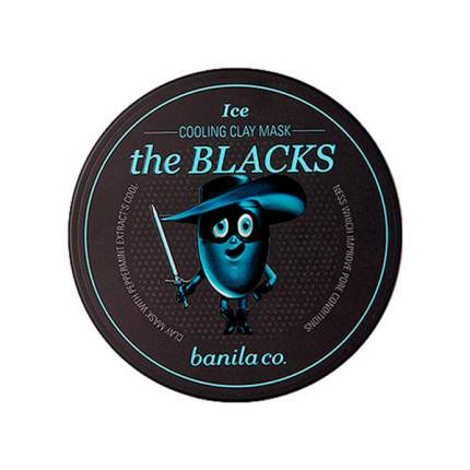Маска для лица Banila Co. The Blacks Cooling Clay Mask Ice 50 мл