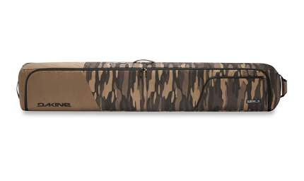 Чехол для горных лыж Dakine Fall Line Ski Roller Bag, field camo, 190 см