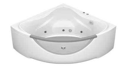 Акриловая ванна BAS Гранада 150х150 c гидромассажем FLAT