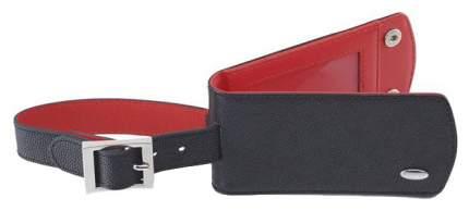 Бирка для багажа Dalvey 904 черно-красная
