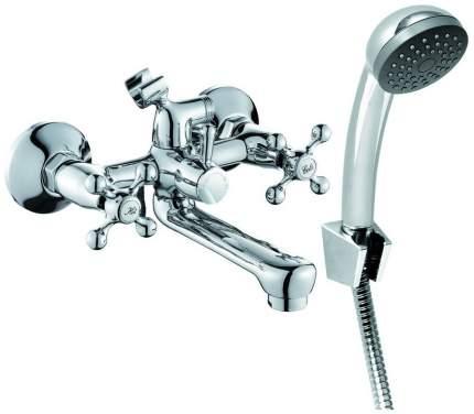 """Смеситель """"ELEMENT CROSS"""" для ванны короткий излив KONNER ELC2510"""