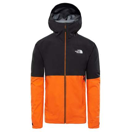 Спортивная куртка мужская The North Face Impendor Shell, black/fiery, XL