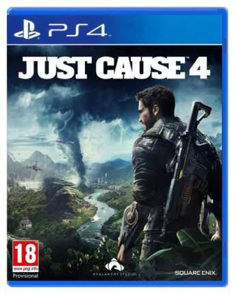 Игра для PlayStation 4 Just Cause 4