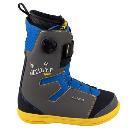 Ботинки для сноуборда Deeluxe Junior 2019, multi, 22