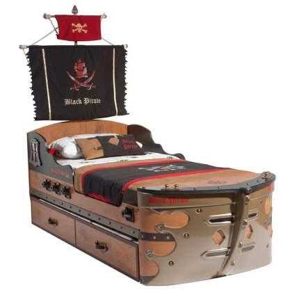 Кровать-корабль Cilek 90х190 Pirate