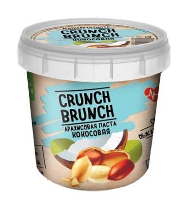 Арахисовая паста Crunch Brunch с кокосом 1000 г