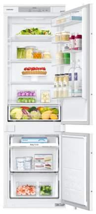 Встраиваемый холодильник Samsung BRB260010WW/WT White