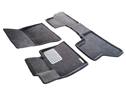 Комплект ковриков в салон автомобиля для BMW Euromat Original Lux (em3d-001212g)
