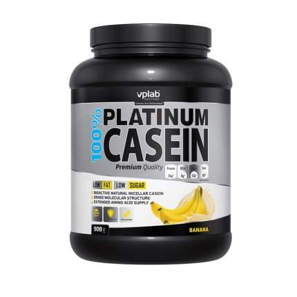 Протеин VPLab 100% Platinum Casein 908 г Banana
