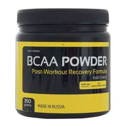 Ironman XXI BCAA Powder 350 г вишня