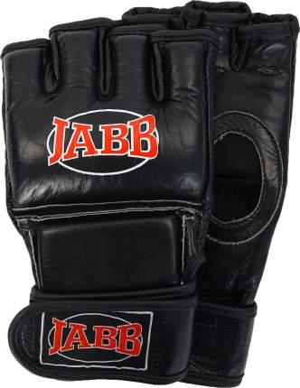 Перчатки для единоборств Jabb JE-23231T черные 14 унций