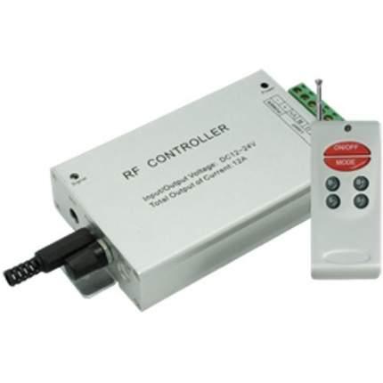 Контроллер Ecola 144W 12V 12A Rgb с пультом управления (цветомузыка) Rcm12Aesb