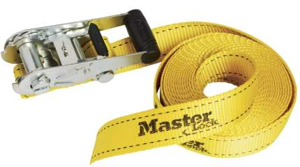 Ремень Masterlock с храповым механизмом 25 мм/3 м/1250 кг/2 шт.