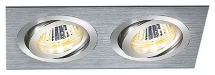 Встраиваемый светильник Elektrostandard 1011/2 MR16 CH Хром a029903