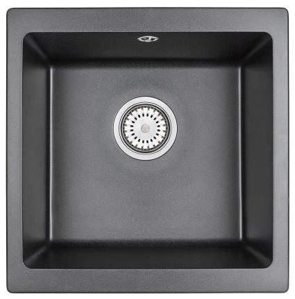 Мойка для кухни гранитная Granula GR-4451 bl, черный