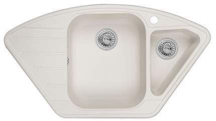 Мойка для кухни гранитная Granula GR-9101 wh, арктик