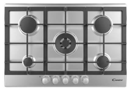 Встраиваемая варочная панель газовая Candy CPG 75SWGX Silver