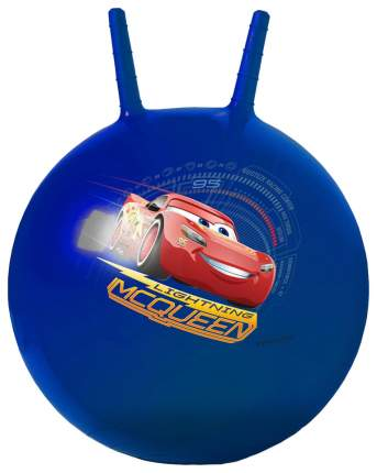 Мяч ЯиГрушка Тачки попрыгун 50 см