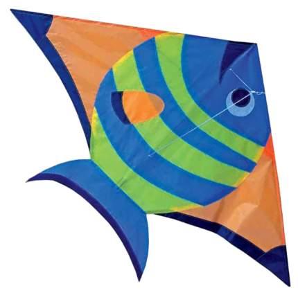 Воздушный змей X-Match Рыбка, 140х86 см