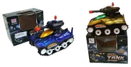Электромеханический танк Star Tank