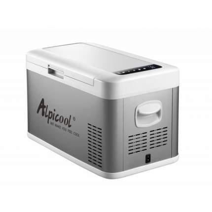Автохолодильник Alpicool MK25 серый